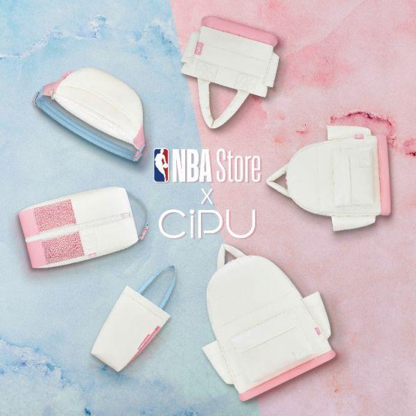 台灣獨家限量NBA STORE TAIWAN x CiPU喜舖 聯名系列浪漫來襲。官方提供