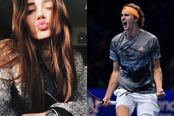 小季維瑞夫與前女友從去年美網再吵到今年美網。合成照片