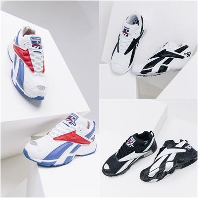 Reebok International Sports系列INTERVAL鞋。官方提供