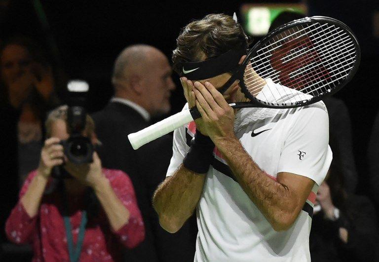 網球》新No.1費德勒55分鐘輕鬆橫掃 鹿特丹三度封王、生涯第97冠