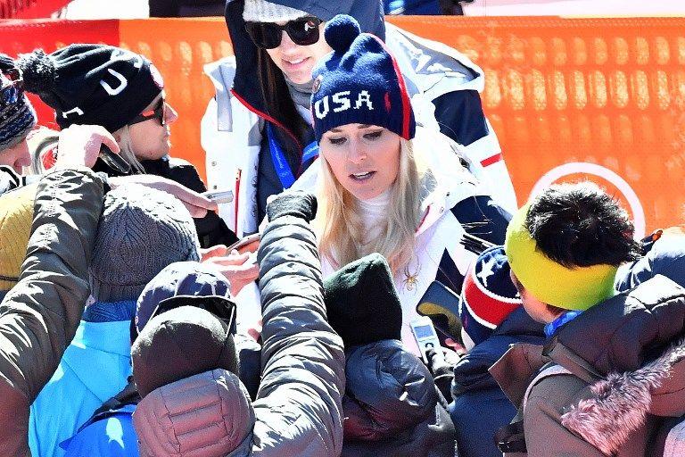 冬奧》成績失常又被網友砲轟「反美」 美國頭號美女:「很受傷!」