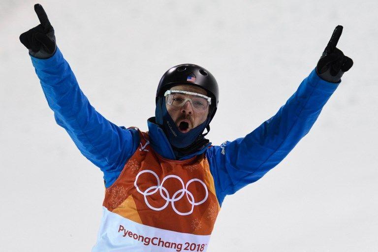 冬奧》感人一幕! 美國滑雪選手穿亡弟衣服出賽