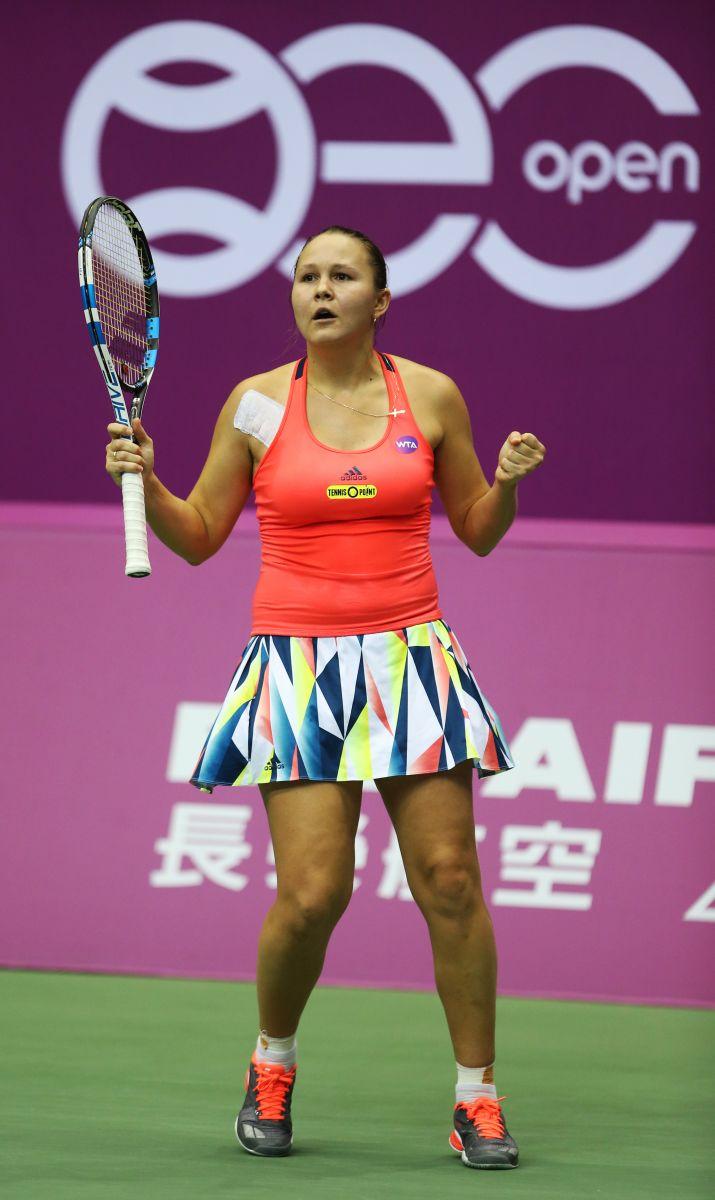 蘿迪娜首度打下WTA挑戰賽單打冠軍。李天助攝